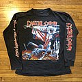 Cannibal Corpse - Tomb Of The Mutilated European Tour 1993 longsleeve  TShirt or Longsleeve