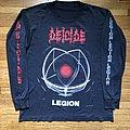 Deicide- Legion World Tour US dates longsleeve  TShirt or Longsleeve