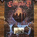 Entombed - Clandestine promo poster  Other Collectable