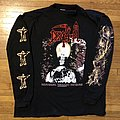 Death - TShirt or Longsleeve - Death - Individual Thought Patterns full of hate tour longsleeve