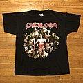 Cannibal Corpse - TShirt or Longsleeve - Cannibal Corpse - The Bleeding Helloween Horror Haunt tour shirt
