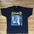 Entombed - Pre Earache left hand path shirt