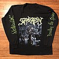 Suffocation - TShirt or Longsleeve - Suffocation - Breeding The Spawn US Tour 93 Long sleeve