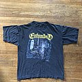 Entombed - Left Hand Path direct merchandise print
