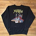 Devastation - Signs Of Life 1990 World Tour sweater  TShirt or Longsleeve