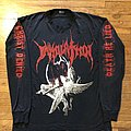 Immolation - Canadian Tour Of Possession 1994 tour longsleeve  TShirt or Longsleeve