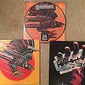Judas Priest records Tape / Vinyl / CD / Recording etc