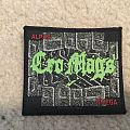 Cro-Mags Alpha Omega Patch