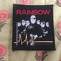 Rainbow-Difficult to Cure patch