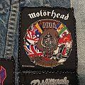Motorhead 1916 Patch
