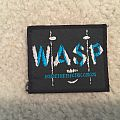 W.A.S.P. Inside the Electric Circus Patch