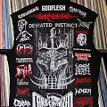 Deviated Instinct - Battle Jacket - death-grind-crust-bm-industrial-jacket