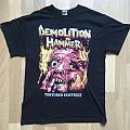 Demolition Hammer - Tortured Existence / Infectious Hospital Waste Shirt
