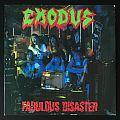 Exodus - Fabulous Disaster LP Tape / Vinyl / CD / Recording etc