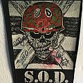 S.O.D. - Patch - S.O.D. - Signed Backpatch