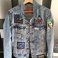 Autopsy - Battle Jacket - Simple Denim Jacket