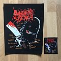 Pungent Stench - Patch - Pungent Stench - Dirty Rhymes & Psychotronic Beats Backpatch