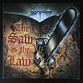 Sodom - The Saw Is The Law Maxi Tape / Vinyl / CD / Recording etc