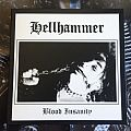 Hellhammer - Tape / Vinyl / CD / Recording etc - Hellhammer - Blood Insanity - PDR 007