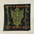 Type O Negative - Patch - Type O Negative - The Green Man Patch