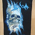 Sodom - Patch - Sodom - Agent Orange Backpatch (signed)