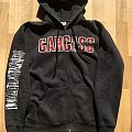 Carcass - Hooded Top - Carcass - Necrohead Zip-Hoodie