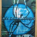 My Dying Bride - Other Collectable - My Dying Bride - 34.788% Complete Flag