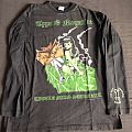 Type O Negative - TShirt or Longsleeve - Type O Negative - Little Miss Scare All LS