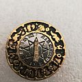 The MIssion - Vintage Pin Pin / Badge