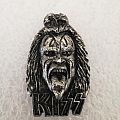 Kiss - Metal Pin