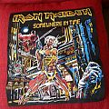 Iron Maiden - Somwhere in Time backpatch