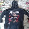 Metallica - Hooded Top - Ultra Rare Metallica Hooded Exlusive Shirt