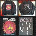 Massacre - From Beyond Sweater 1991 TShirt or Longsleeve