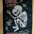 Cannibal Corpse - Butchered At Birth Backpach 1992  Patch