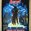 Incubus - Beyond The Unknown Backpatch 1991 *SOLD*