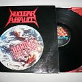 Nuclear Assault - Tape / Vinyl / CD / Recording etc - Nuclear Assault - Handle With Care LP 1989 First Press