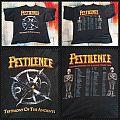 Pestilence - Testimony Of The Ancients Tour Shirt 1992