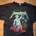 Metallica - TShirt or Longsleeve - Metallica - Justice for all
