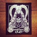 Bongripper - Skull backpatch