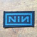 Nine Inch Nails - Patch - NIN - logo patch