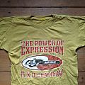 Power Of Expression - TShirt or Longsleeve - Power Of Expression - Chainsaw Shirt
