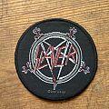 Slayer - Patch - Slayer - logo patch