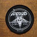 Venom - Patch - Venom - Pentagram patch