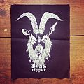 Bongripper - Goat backpatch