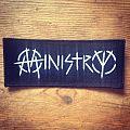 Ministry - Patch - ministry – logo patch