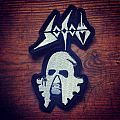 Sodom - Patch - Sodom – In The Sign Of Evil patch
