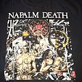 Napalm Death Campaign for Musical Destruction Tour 1992  TShirt or Longsleeve
