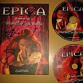 Epica We Will Take You With Us Autographed DVD Set Tape / Vinyl / CD / Recording etc