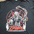 Rob Zombie Claw Tour Shirt