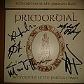 Primordial Redemption at the Puritan's Hand Autographed CD Tape / Vinyl / CD / Recording etc